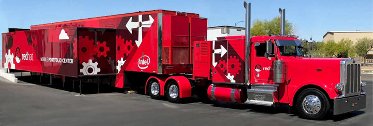 Red Hat Truck