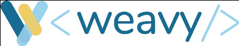 Weavy logo in color